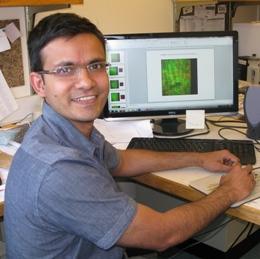 Swapnil Sonkusare, Ph.D.