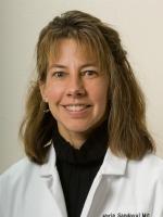 Marie Sandoval, M.D.