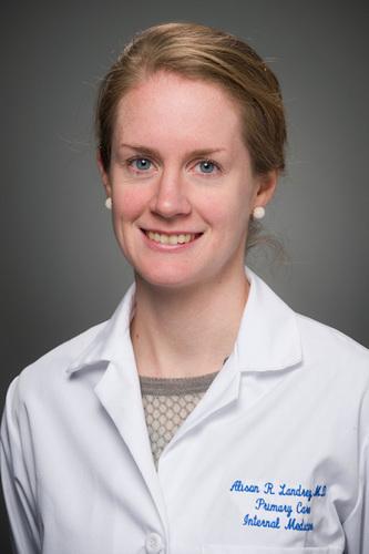 Alison R Landrey, M.D.
